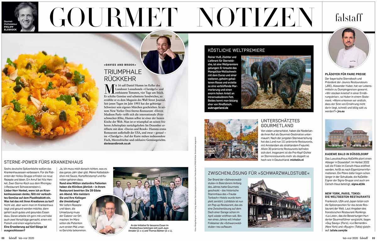 Falstaff Gourmet Notizen NOIRLITZA